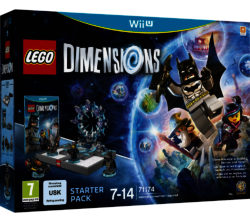 Lego Dimensions Starter Pack - for Wii U