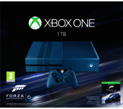 Microsoft Limited Edition Xbox One with Forza 6
