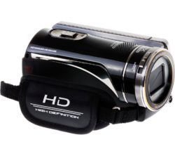 PRAKTICA  DVC 5.10 Traditional Camcorder - Black