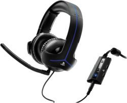 Guillemot Y300 Stereo Wired Headset for PS4
