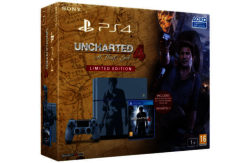 PS4 1TB Uncharted 4 Special Edition Console