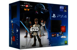 PS4 500GB Console and Disney Infinity 3.0: Star Wars Bundle