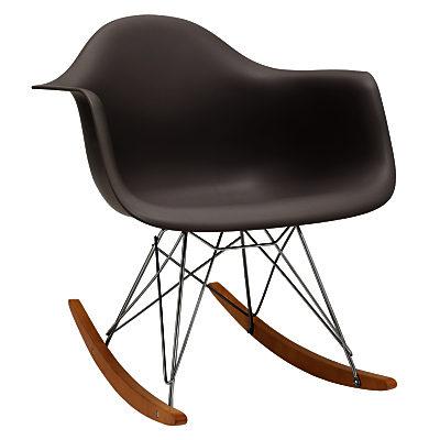 vitra eames rar rocking chair mauve pricehit