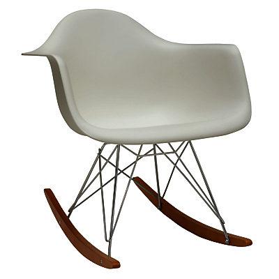 vitra eames rar rocking chair white pricehit