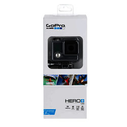GoPro Hero+LCD Camcorder, HD 1080p, 8MP, Bluetooth, Wi-Fi, Waterproof, Freezeproof, Shockproof, Dustproof with LCD Touchscreen Display