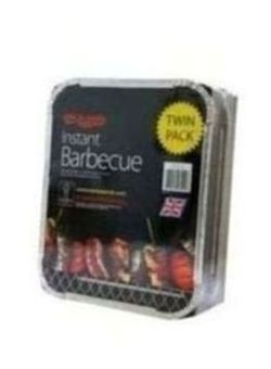 how to use disposable barbecue