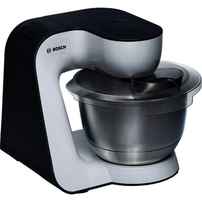 bosch mum52120gb mum5 styline food mixer in white and grey. Black Bedroom Furniture Sets. Home Design Ideas