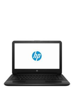 Hp 14-Am029Na Intel&Reg; Core&Trade; I3 Processor, 8Gb Ram, 128Gb Ssd Storage, 14 Inch Laptop  - Laptop Only